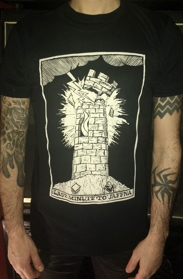 Tower Tshirt