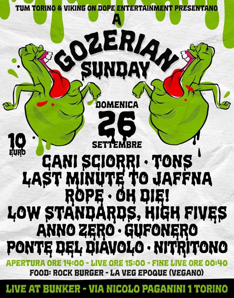 A Gozerian Sunday